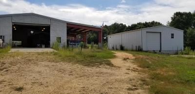 Seminary, Sumrall Commercial For Sale: Rocky Branch Rd.