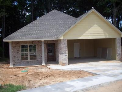 Hattiesburg Single Family Home For Sale: 14 Lafite Cove