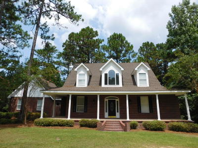 Purvis Single Family Home For Sale: 83 James Switzer