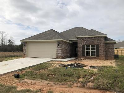 Seminary, Sumrall Single Family Home For Sale: 6 Charbonneau