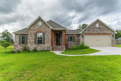 Sumrall Single Family Home For Sale: 5 East Crockett