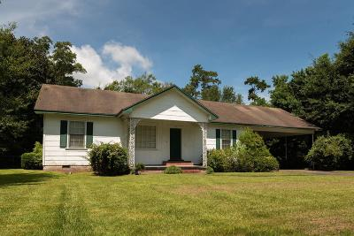 Hattiesburg MS Single Family Home For Sale: $116,700