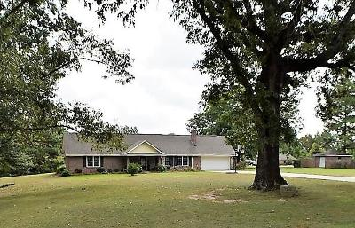 Hattiesburg MS Single Family Home For Sale: $203,500