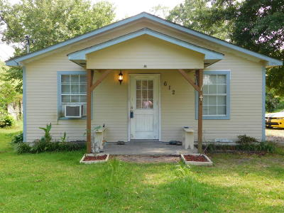 Purvis Single Family Home For Sale: 612 Mitchell Ave.