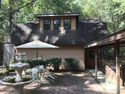 Hattiesburg MS Single Family Home For Sale: $129,000