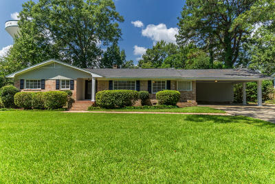 Hattiesburg MS Single Family Home For Sale: $155,000