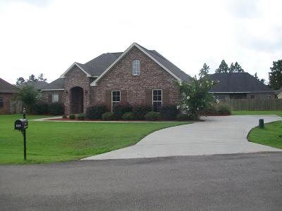 Petal MS Single Family Home For Sale: $208,500