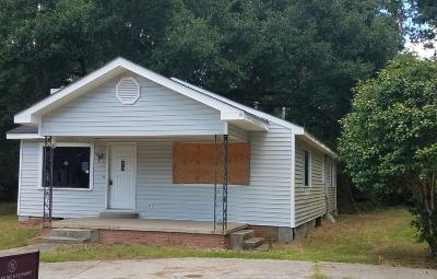 Petal MS Single Family Home For Sale: $39,900