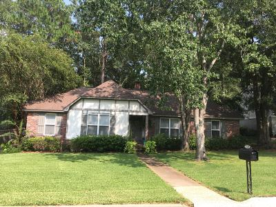 Hattiesburg MS Single Family Home For Sale: $245,250