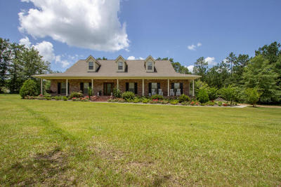 Hattiesburg MS Single Family Home For Sale: $339,000