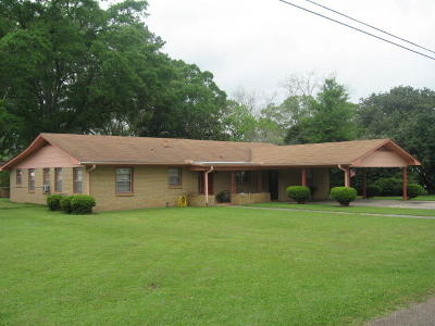 Petal, Purvis Single Family Home For Sale: 309 Bay St.