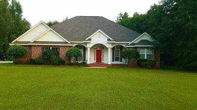 Petal Single Family Home For Sale: 39 Palm Tree Loop