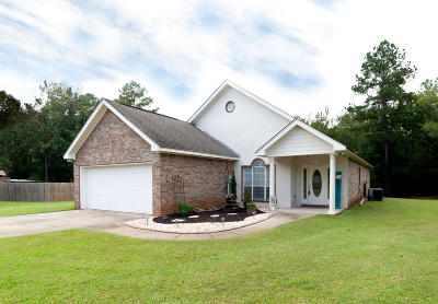Seminary, Sumrall Single Family Home For Sale: 43 Katherine Ave.