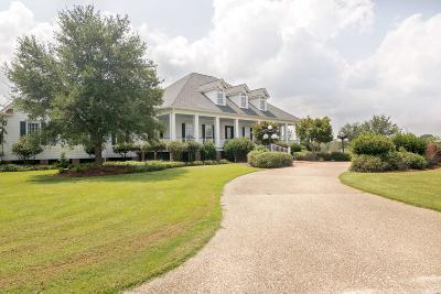 Collins Single Family Home For Sale: 51 Oak Hill Blvd.