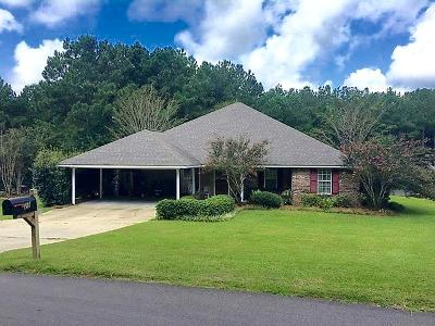 Single Family Home For Sale: 28 Robert E Lee