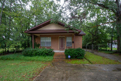 Hattiesburg MS Single Family Home For Sale: $74,900