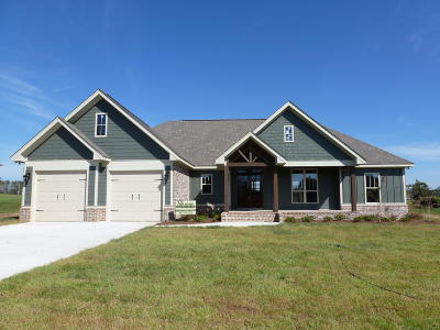Purvis Single Family Home For Sale: 1070 Purvis To Columbia Rd.