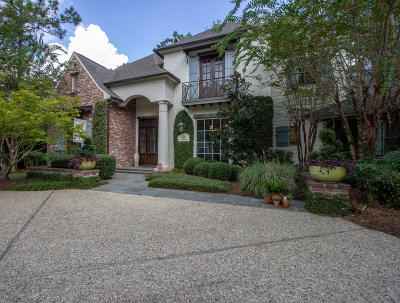 Hattiesburg Single Family Home For Sale: 60 Saint Anne's Dr.