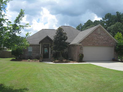 Sumrall Single Family Home For Sale: 23 W Spruce