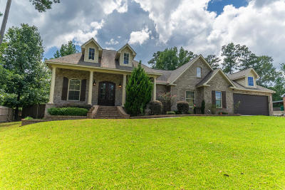 Petal Single Family Home For Sale: 385 Trussel Rd.