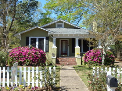 Hattiesburg Single Family Home For Sale: 205 S 23rd Ave.