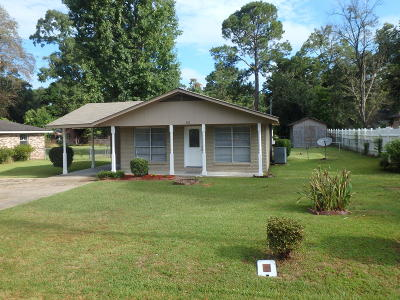 Petal MS Single Family Home For Sale: $97,500
