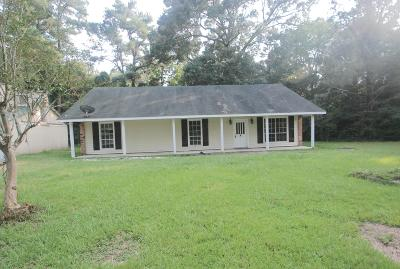 Petal, Purvis Single Family Home For Sale: 121 Whiddon Rd.