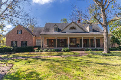 Hattiesburg Single Family Home For Sale: 137 Wild Meadows