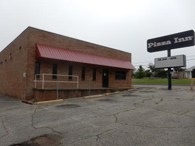 Collins Commercial For Sale: 201 Fir Ave.