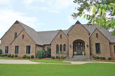 Hattiesburg Single Family Home For Sale: 145 Wild Meadows