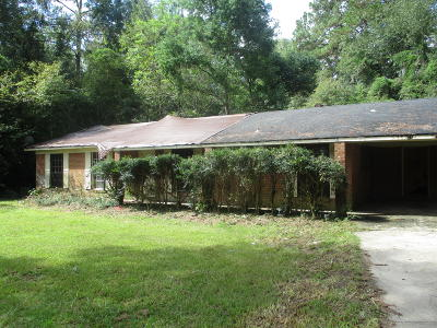 Seminary Single Family Home For Sale: 645 Old Hwy 49