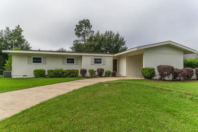 Hattiesburg Single Family Home For Sale: 3010 Prince George Rd.