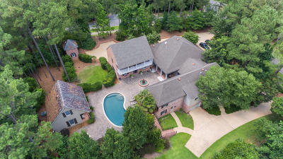 Single Family Home For Sale: 136 W Canebrake Blvd.