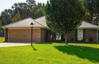 Hattiesburg Single Family Home For Sale: 44 Taylors Turn