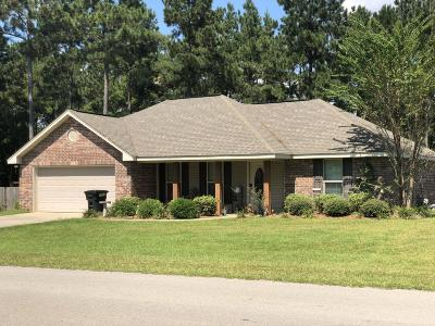 Purvis Single Family Home For Sale: 4 Lost Orchard Dr.
