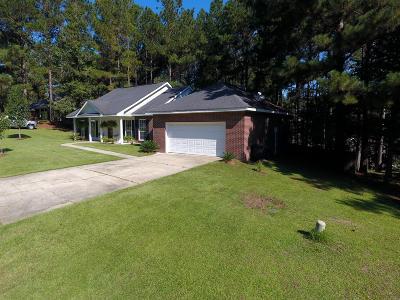 Purvis Single Family Home For Sale: 14 S Windridge Loop