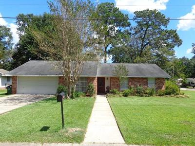 Hattiesburg Single Family Home For Sale: 710 Hillendale Dr.
