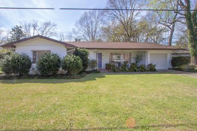 Hattiesburg Single Family Home For Sale: 900 Mamie