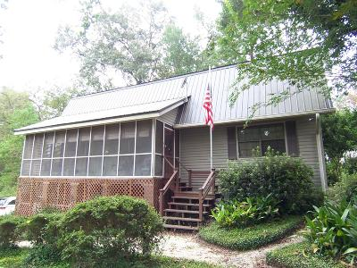 Hattiesburg MS Single Family Home For Sale: $99,000