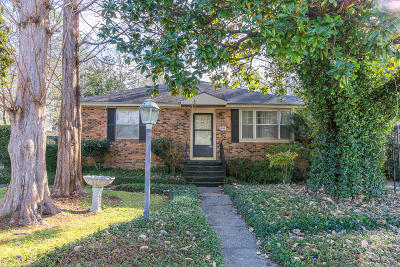 Hattiesburg MS Single Family Home For Sale: $124,900