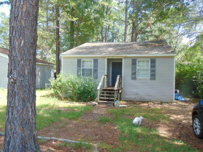 Sumrall Single Family Home For Sale: 1000 Oloh Rd.