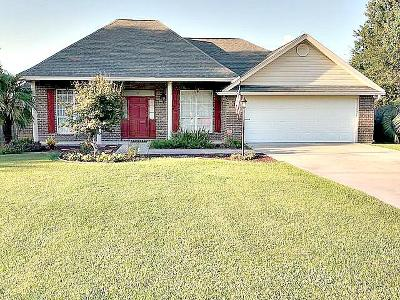 Petal Single Family Home For Sale: 6 Melissa Loop