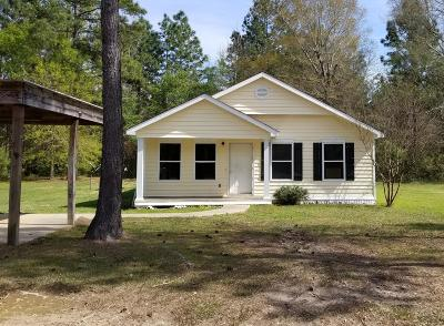 Hattiesburg MS Single Family Home For Sale: $104,000