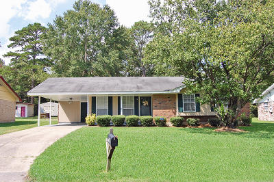 Hattiesburg MS Single Family Home For Sale: $104,900