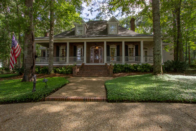 Hattiesburg MS Single Family Home For Sale: $925,000