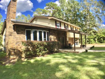 Seminary, Sumrall Single Family Home For Sale: 1292 Ms-42