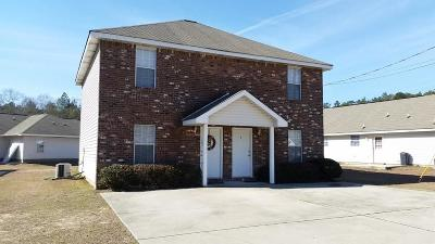 Purvis Multi Family Home For Sale: 1 Center Windridge Crossing West