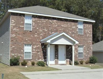 Purvis Multi Family Home For Sale: 168 North Windridge Ln.
