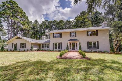 Hattiesburg Single Family Home For Sale: 220 E Lakeside Dr.