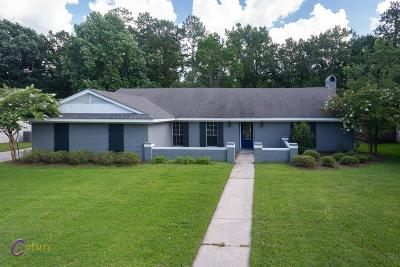 Hattiesburg Single Family Home For Sale: 3406 Tiltree Rd.